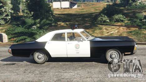 Dodge Polara 1971 Police для GTA 5
