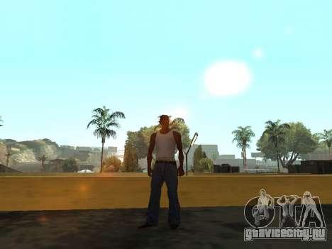 Анимации из GTA Vice City для GTA San Andreas