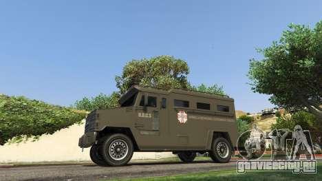 Raccoon City Vehicles для GTA 5 шестой скриншот