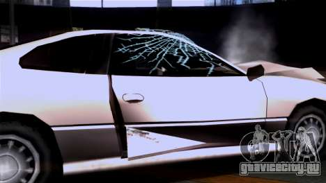 Новые текстуры повреждений для GTA San Andreas второй скриншот