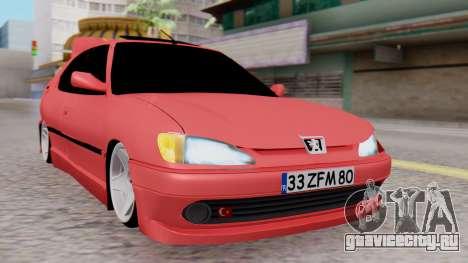 Peugeot 306 GTI для GTA San Andreas