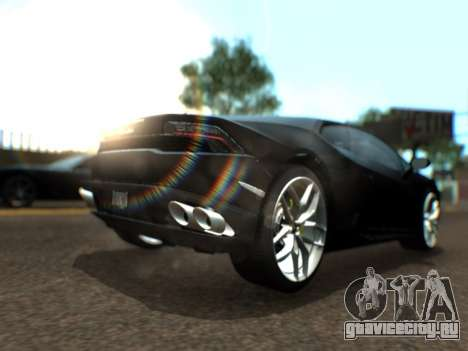 Lime ENB 1.3 для GTA San Andreas третий скриншот