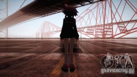 Natsumi для GTA San Andreas третий скриншот