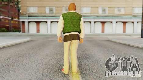 [GTA5] Families Member для GTA San Andreas третий скриншот
