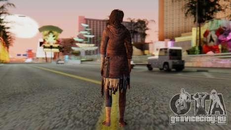 Born Child Girl для GTA San Andreas третий скриншот