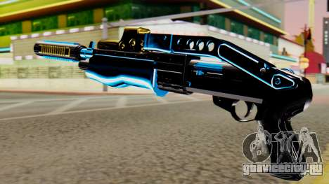 Fulmicotone Shotgun для GTA San Andreas второй скриншот