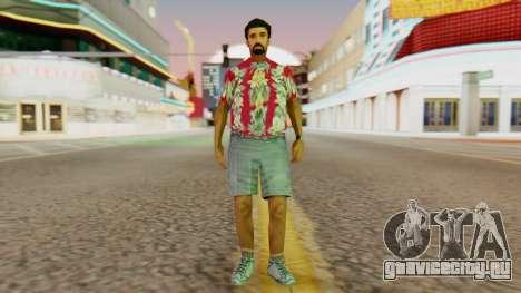 Турист для GTA San Andreas второй скриншот
