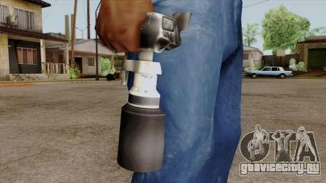 Original HD Camera для GTA San Andreas третий скриншот