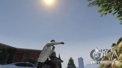 Керамбит для GTA 5 третий скриншот