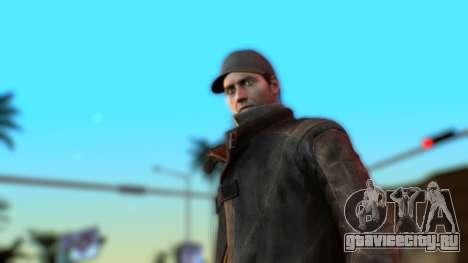 ELG ENB для GTA San Andreas второй скриншот