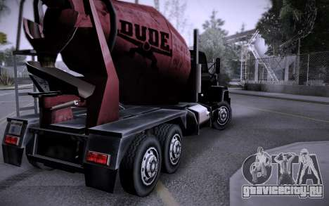 Стройка на Grove Street v0.1 Beta для GTA San Andreas десятый скриншот