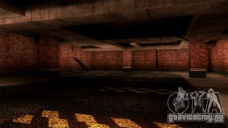 Doherty Garage Retexture для GTA San Andreas