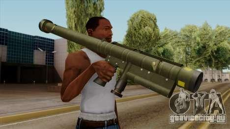 Original HD Heatseek для GTA San Andreas третий скриншот