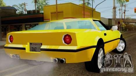 Banshee from Vice City Stories для GTA San Andreas вид слева