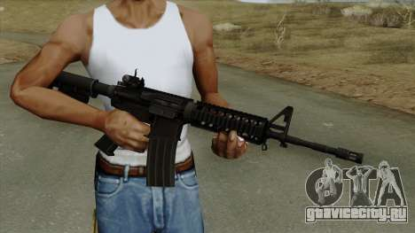 AR-15 Ironsight для GTA San Andreas третий скриншот
