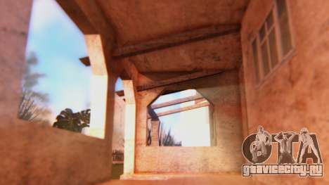 Jungles 3.0 для GTA San Andreas