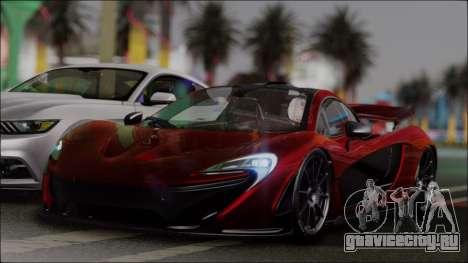 ENB KISEKI V3 для GTA San Andreas пятый скриншот