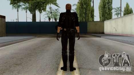 Wesker Midnight для GTA San Andreas третий скриншот