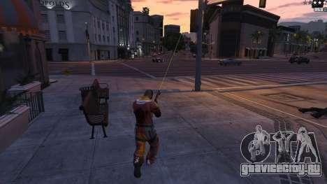 Лазерный прицел для GTA 5 шестой скриншот
