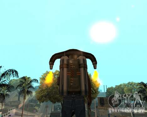 HQ Effects and Sun Final Version для GTA San Andreas