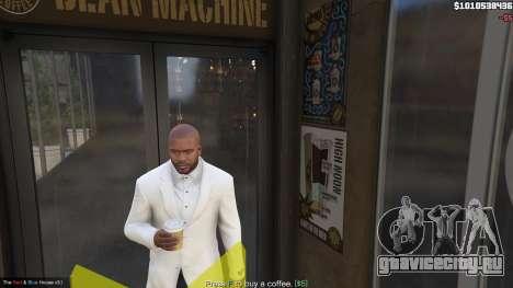 Кофейни в GTAV для GTA 5 пятый скриншот