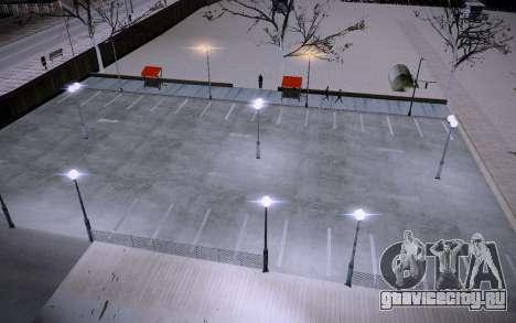 New Santa Maria Beach для GTA San Andreas девятый скриншот