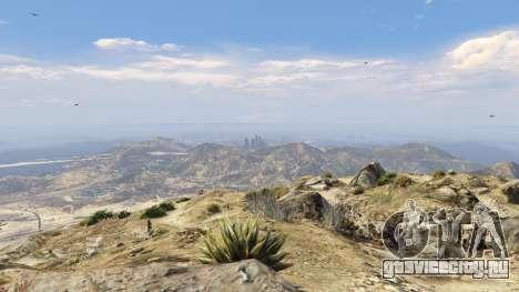 Новая погода и освещение v2.0 для GTA 5 второй скриншот
