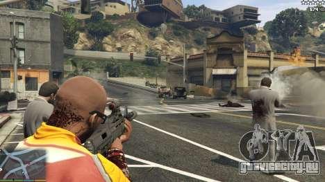Армия вместо полиции на 5 звездах v1.3.4 для GTA 5 восьмой скриншот