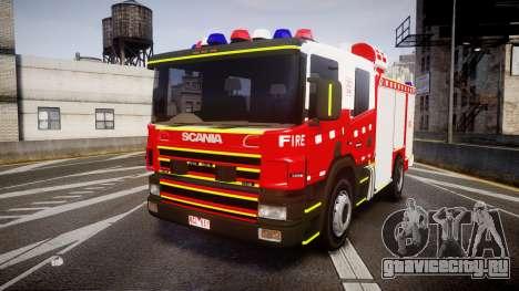 Scania 94D 260 Victorian CFA [ELS] для GTA 4