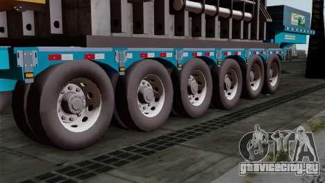 Transformado для GTA San Andreas вид сзади слева