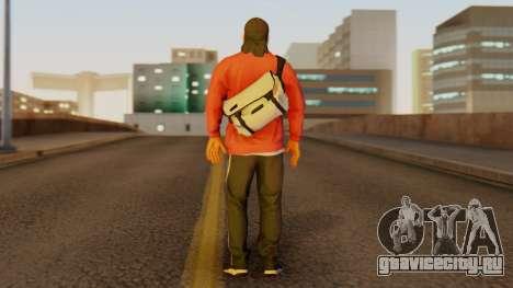 [BF Hardline] Gang Professional для GTA San Andreas третий скриншот