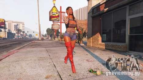 Свободный режим v1.4 для GTA 5 третий скриншот