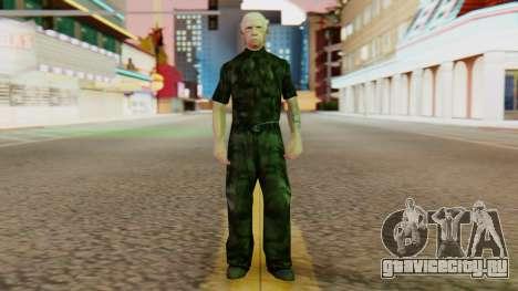Old Wmyammo для GTA San Andreas второй скриншот