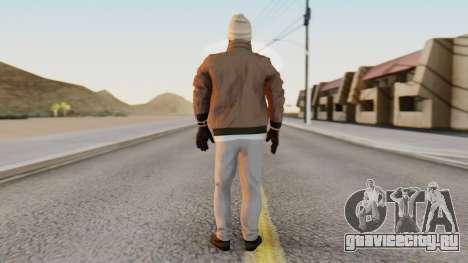 [BF Hardline] Gang Enforcer для GTA San Andreas третий скриншот