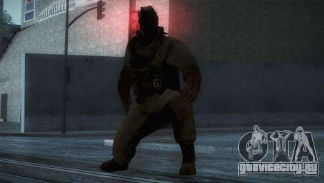 Order Soldier3 from Silent Hill для GTA San Andreas
