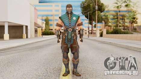 [MKX] Sub-Zero Masked для GTA San Andreas второй скриншот