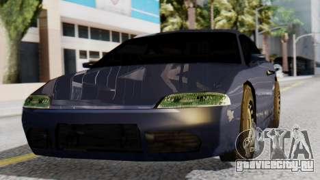 Mitsubishi Eclipse GSX SA Style для GTA San Andreas