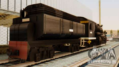 CC5019 Indonesian Steam Locomotive v1.0 для GTA San Andreas вид слева