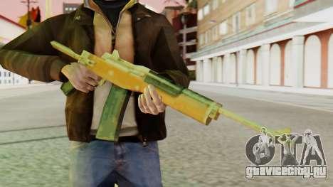 Ruger для GTA San Andreas третий скриншот