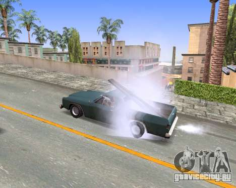Blood Effects для GTA San Andreas