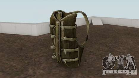 Original HD Parachute для GTA San Andreas