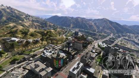 Новая погода и освещение v2.0 для GTA 5 четвертый скриншот