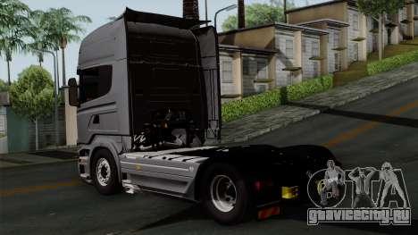 Scania R730 Streamline 4x2 для GTA San Andreas вид слева
