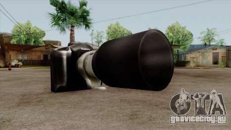 Original HD Camera для GTA San Andreas