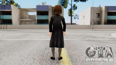 Lara Croft Child для GTA San Andreas третий скриншот