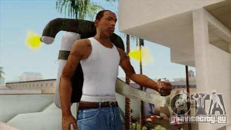Original HD Jetpack для GTA San Andreas третий скриншот