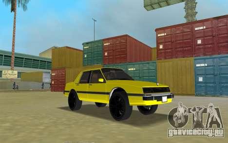 GTA 4 Willard Yellow Submarine для GTA Vice City