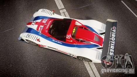 Radical SR8 RX 2011 [27] для GTA 4 вид справа