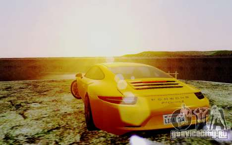 ENB Series HQ Graphics v2 для GTA San Andreas