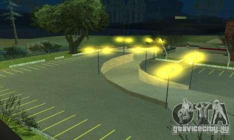 Нефтяная компания Лукойл для GTA San Andreas четвёртый скриншот